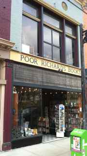 Poor Richard's Bookstore